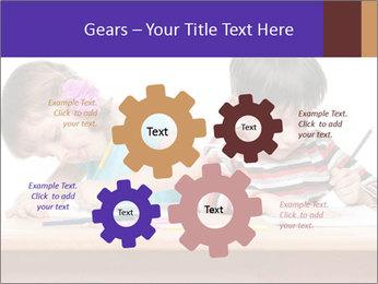Little boy PowerPoint Templates - Slide 47