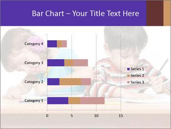 Little boy PowerPoint Templates - Slide 52