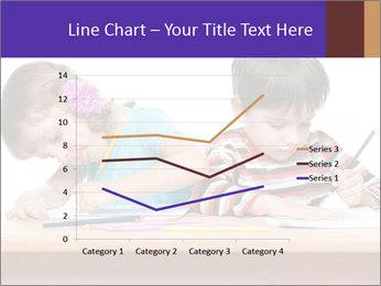 Little boy PowerPoint Templates - Slide 54