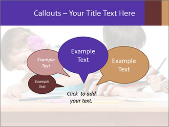 Little boy PowerPoint Templates - Slide 73