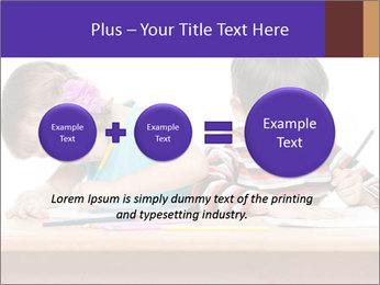 Little boy PowerPoint Templates - Slide 75
