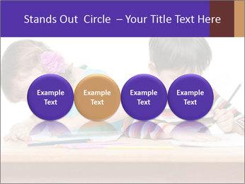 Little boy PowerPoint Templates - Slide 76