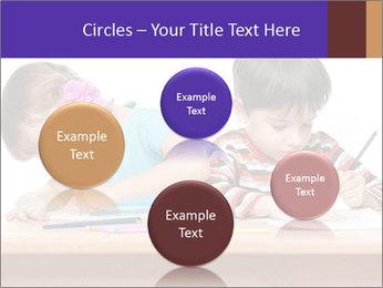 Little boy PowerPoint Templates - Slide 77