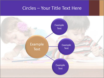 Little boy PowerPoint Templates - Slide 79