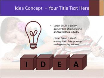Little boy PowerPoint Templates - Slide 80
