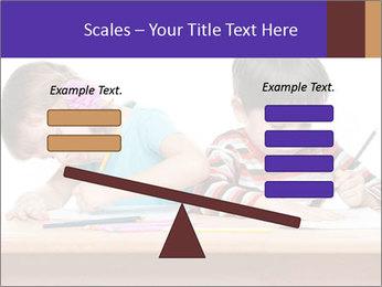 Little boy PowerPoint Templates - Slide 89