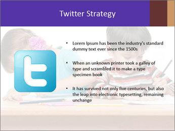 Little boy PowerPoint Templates - Slide 9