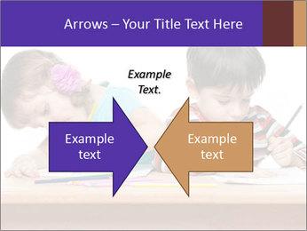 Little boy PowerPoint Templates - Slide 90