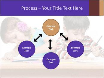 Little boy PowerPoint Templates - Slide 91