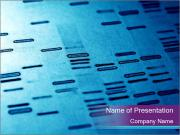 DNA fingerprints PowerPoint Templates