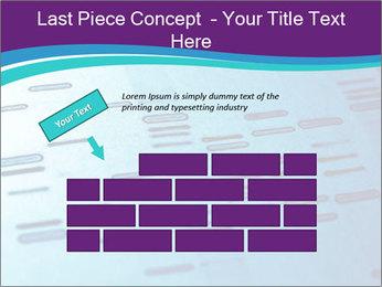 DNA fingerprints PowerPoint Templates - Slide 46