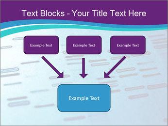 DNA fingerprints PowerPoint Templates - Slide 70