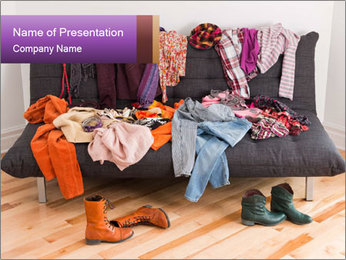 What to wear PowerPoint Templates - Slide 1