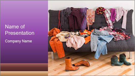 What to wear PowerPoint Template