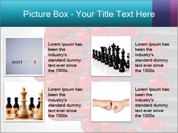 Organized Business Group PowerPoint Template - Slide 14