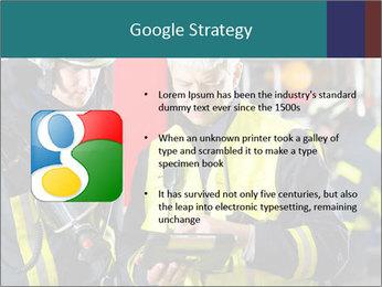 Fire brigade PowerPoint Template - Slide 10