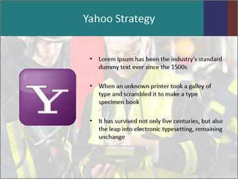 Fire brigade PowerPoint Template - Slide 11