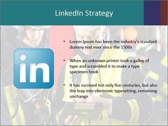 Fire brigade PowerPoint Template - Slide 12
