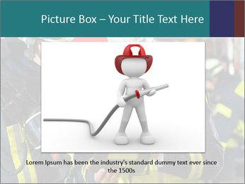 Fire brigade PowerPoint Template - Slide 15