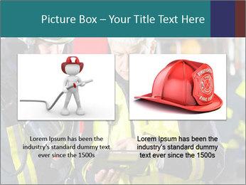 Fire brigade PowerPoint Template - Slide 18