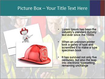 Fire brigade PowerPoint Template - Slide 20