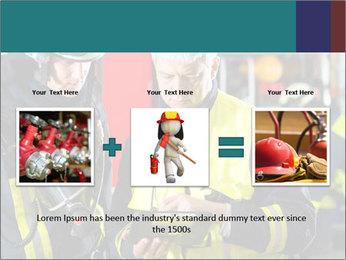 Fire brigade PowerPoint Template - Slide 22