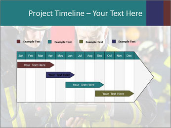 Fire brigade PowerPoint Template - Slide 25