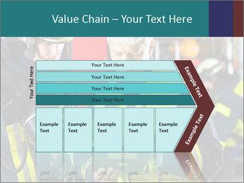 Fire brigade PowerPoint Template - Slide 27