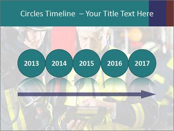 Fire brigade PowerPoint Template - Slide 29