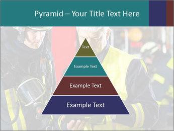 Fire brigade PowerPoint Template - Slide 30