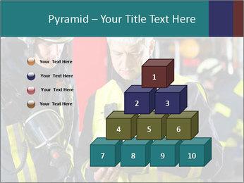 Fire brigade PowerPoint Template - Slide 31