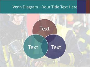 Fire brigade PowerPoint Template - Slide 33