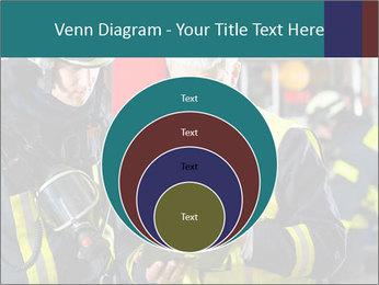 Fire brigade PowerPoint Template - Slide 34