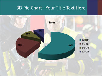 Fire brigade PowerPoint Template - Slide 35