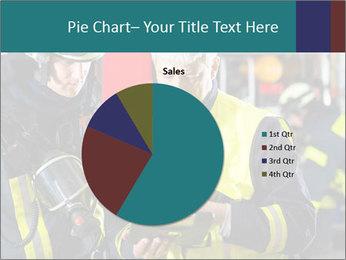 Fire brigade PowerPoint Template - Slide 36