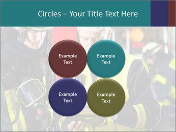 Fire brigade PowerPoint Template - Slide 38