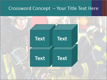 Fire brigade PowerPoint Template - Slide 39
