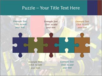 Fire brigade PowerPoint Template - Slide 41