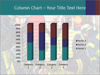 Fire brigade PowerPoint Template - Slide 50