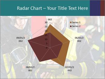 Fire brigade PowerPoint Template - Slide 51