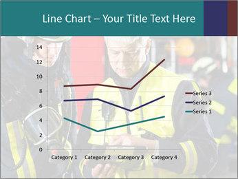 Fire brigade PowerPoint Template - Slide 54