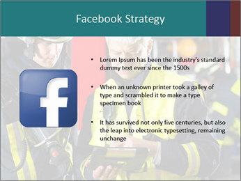 Fire brigade PowerPoint Template - Slide 6
