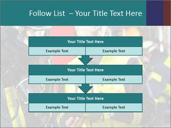 Fire brigade PowerPoint Template - Slide 60