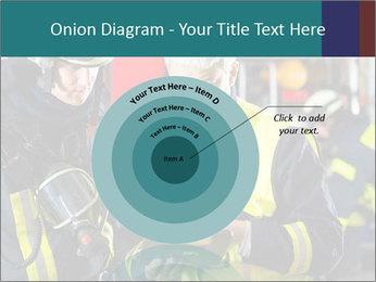 Fire brigade PowerPoint Template - Slide 61