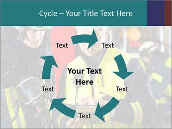 Fire brigade PowerPoint Template - Slide 62