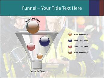Fire brigade PowerPoint Template - Slide 63