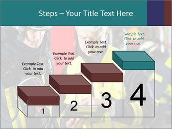 Fire brigade PowerPoint Template - Slide 64