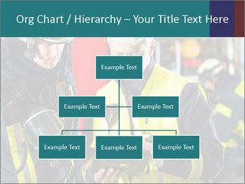 Fire brigade PowerPoint Template - Slide 66