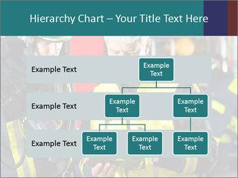 Fire brigade PowerPoint Template - Slide 67