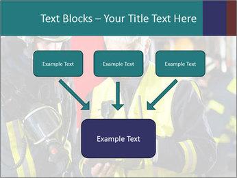 Fire brigade PowerPoint Template - Slide 70